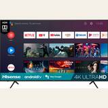"Hisense 75"" Class H6510G Series LED 4K UHD Smart Android TV"