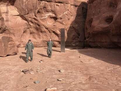 monolith stolen utah