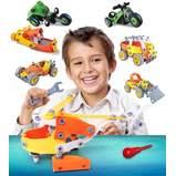 DIY Take Apart Toys