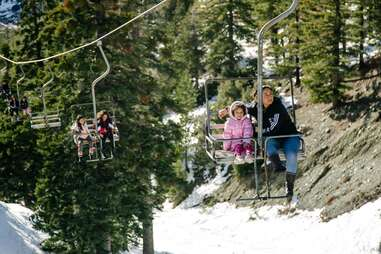 Mt Baldy Resort
