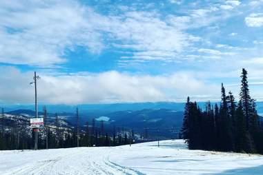 Mt. Spokane Ski & Snowboard Park