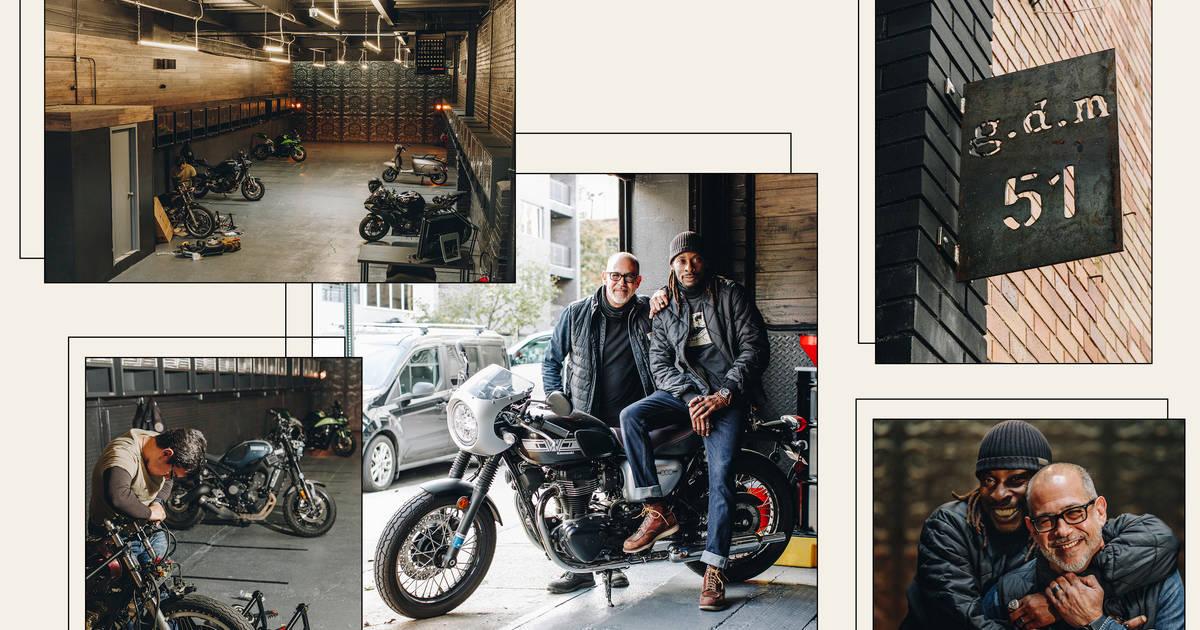 Gotham Depot Moto Is Like Soho House For Brooklyn Bikers Thrillist