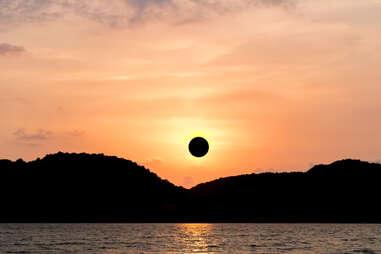 total solar eclipse 2020