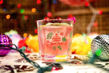 Sippin' Santa drink