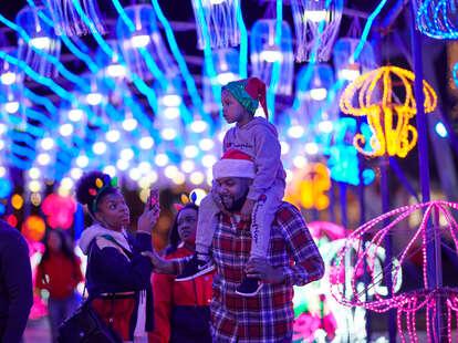 Atlanta Chinese Lantern Festival at Centennial Olympic Park