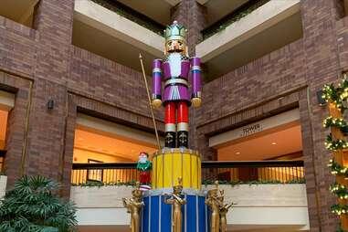 Nutcracker at Hilton Anatole Dallas