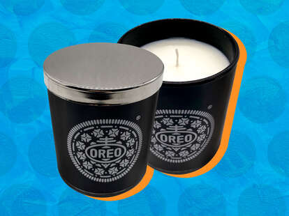 oreo scented candle