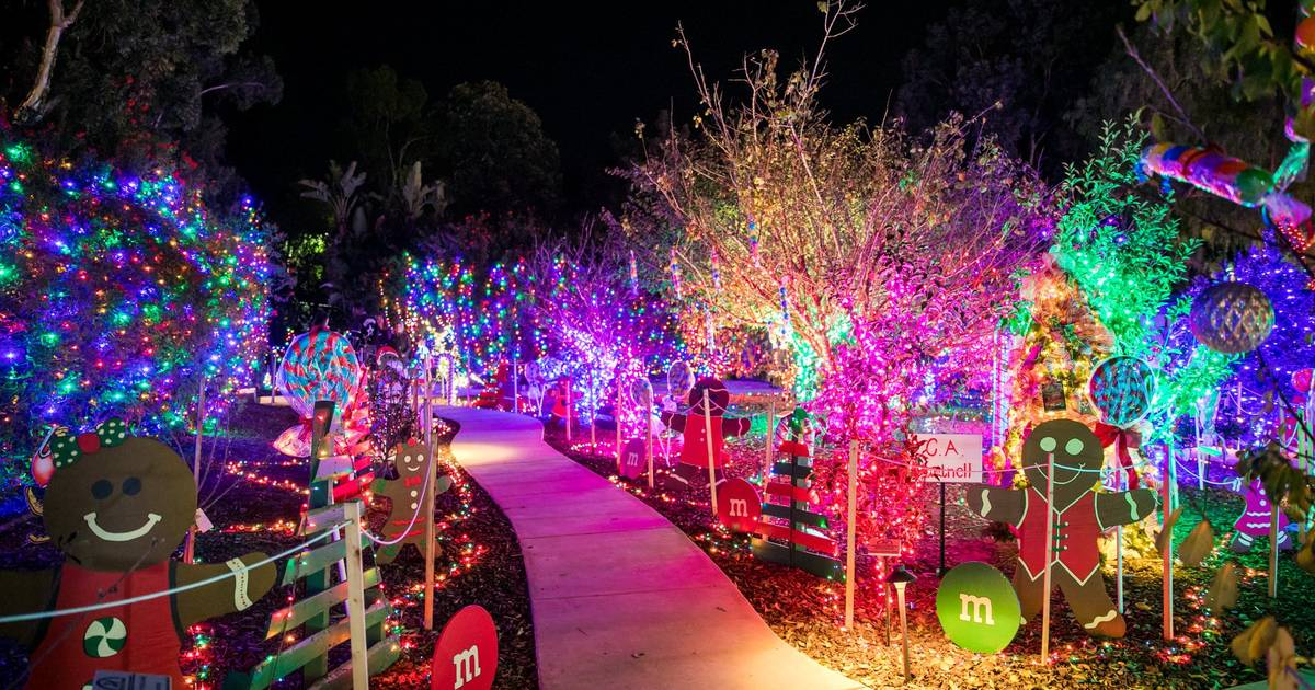 Christmas Displays San Diego Ca 2021 Christmas Events In San Diego 2020 What To Do This Holiday Season Thrillist