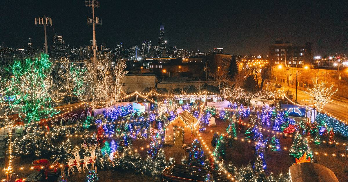 Christmas Market Chicago 2021 Christmas Events In Chicago 2020 What To Do This Holiday Season Thrillist