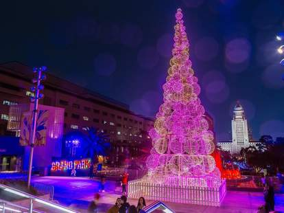 Christmas Eve Concert Los Angeles 2021 Christmas Events In Los Angeles 2020 What To Do This Holiday Season Thrillist