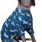 Tooth and Honey Pit Bull Pajamas/Cow Moon Star
