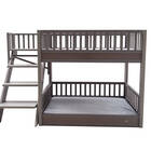 Dog Bunk Bed with Removable Cushions
