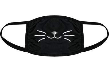 Cat Whiskers Mask