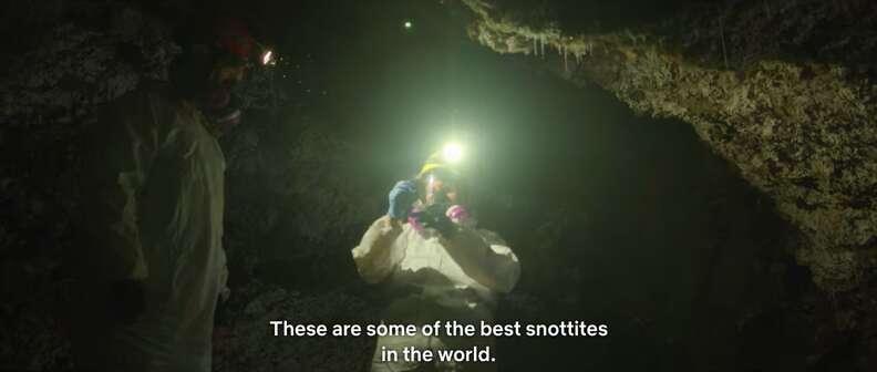netflix alien worlds snottite