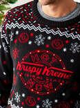 Krispy Kreme holiday sweater