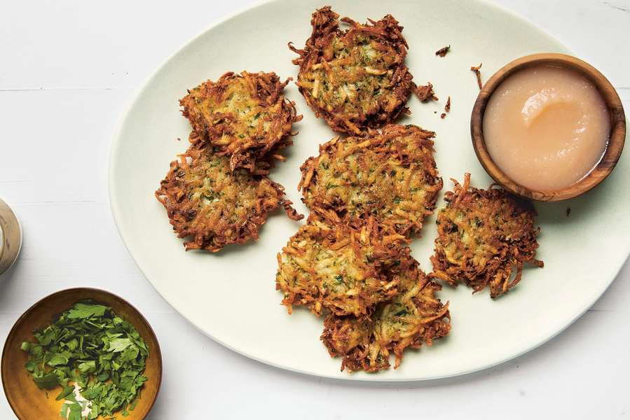 Weekend Project: How to Make Latkes for Hanukkah or Anytime