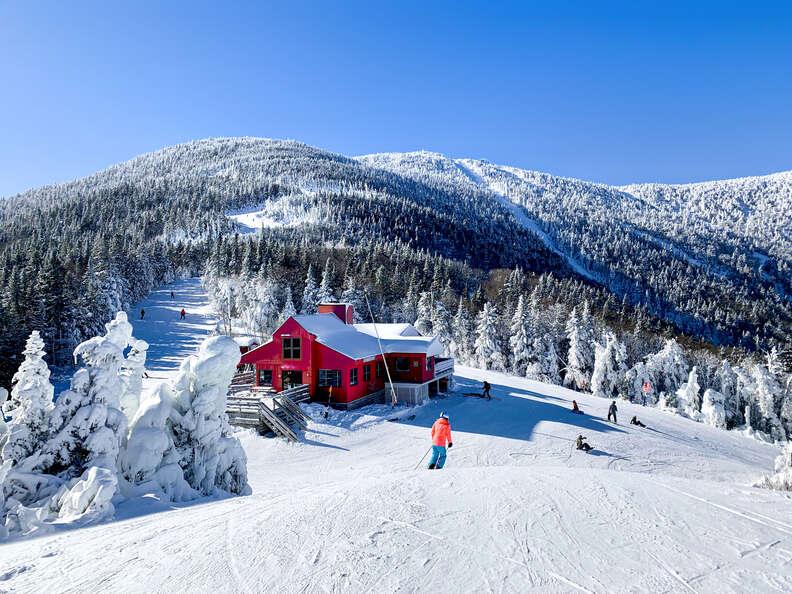 Sugarbush Ski Area, Vermont