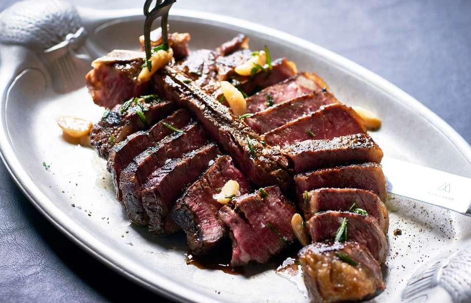 How To Cook a Restaurant-Quality Pan-Seared Steak at Home