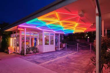 Austin Motel exterior