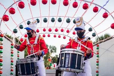 Santa's Spectacular Drive-Thru Musical Extravaganza