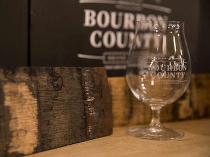 Bourbon county stout easter egg