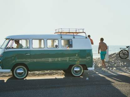 silver strand state beach, coronado