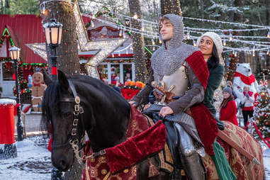 a knight before christmas