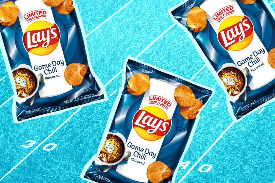 Lay's New 'Game Day Chili' Chips Will Arrive Just in Time for the Super Bowl