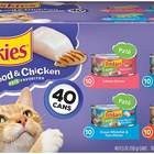 Variety Pack Of Purina Friskies Canned Wet Cat Food