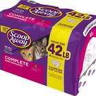 4-Pack Of Clumping Cat Litter