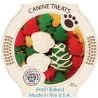 Gourmet Holiday Dog Cookies