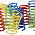 Colorful Springs Cat Toy