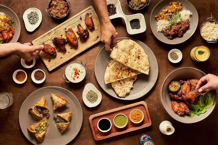 Naan Indian Eats