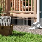5-Pack Of Dog Fence Gap Barriers