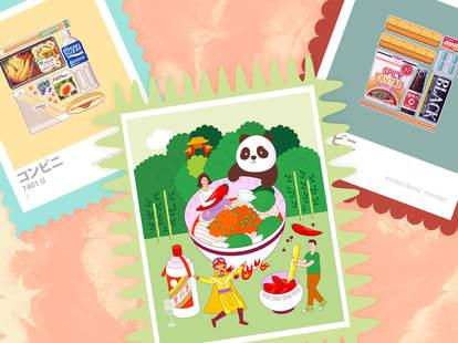 food art gifts