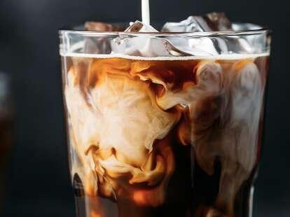 free panera coffee
