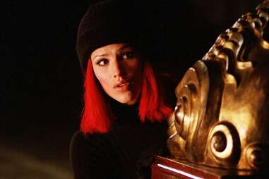 jennifer garner in alias with red hair