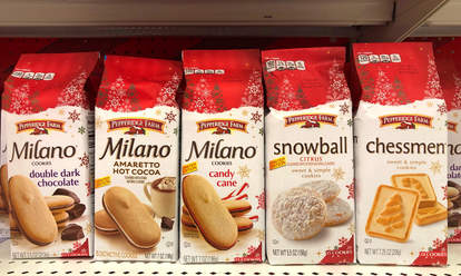 Pepperidge Farms Cookie Shortage Includes Milanos and Chessmen Brands