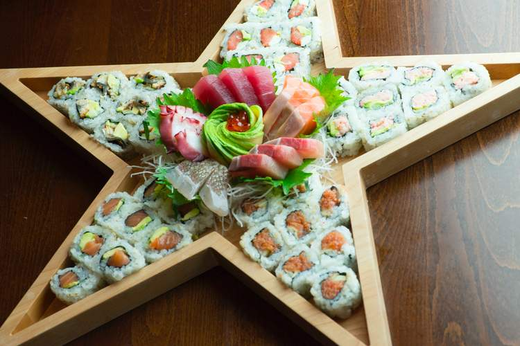 Sushi Marquee