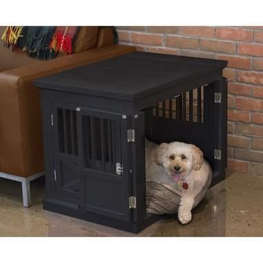 Triple Door Pet Crate