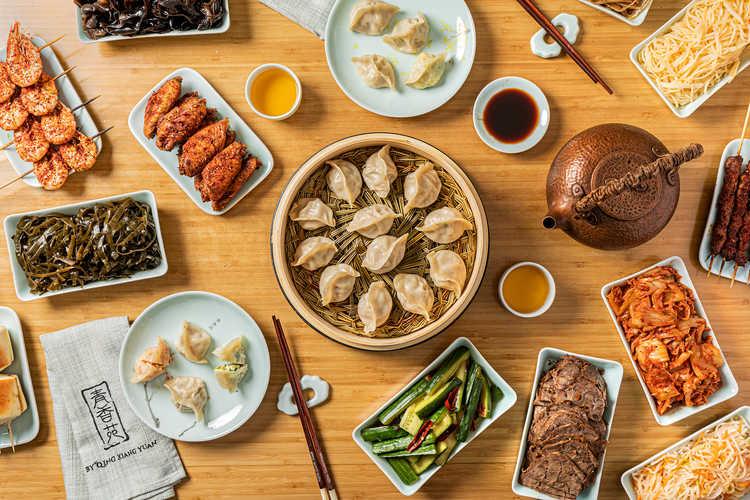 Qing Xiang Yuan Dumpling