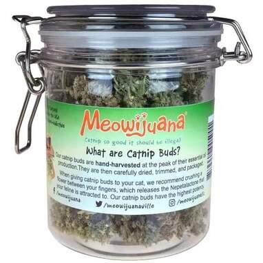 Meowijuana Catnip Buds