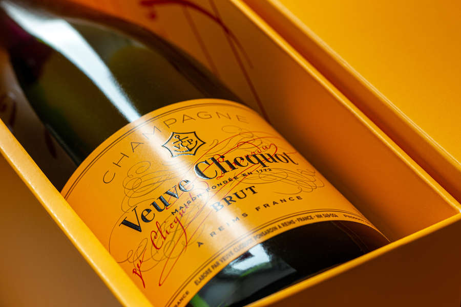 Ring in the New Year With This Massive, 6-Liter Bottle of Champagne