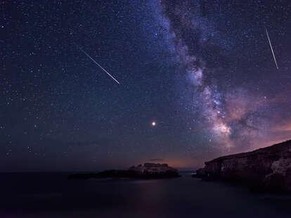 ursid meteor shower 2020
