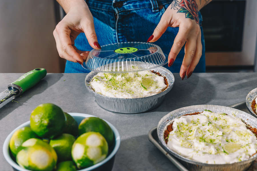 The Ghost Kitchen Delivering Sunny Key Lime Pie to Winter Homes