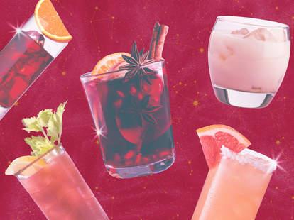 astology cocktails