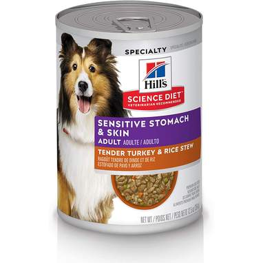 Hill's Science Diet Wet Food: Sensitive Stomach & Skin