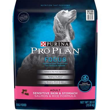 Purina Pro Plan Sensitive Skin and Sensitive Stomach Dry Dog Food