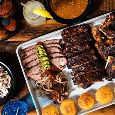 Dinosaur BBQ's Choose Your Own Meats - Combo Pack