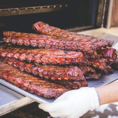 Pappy's World Famous Ribs - 4 Racks